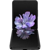 kupit-Смартфон Samsung Galaxy Z Flip / 256GB (Black, Purple)-v-baku-v-azerbaycane