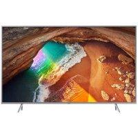 """kupit-Телевизор Samsung QE55Q67RAUXRU / 55"""" (Silver)-v-baku-v-azerbaycane"""