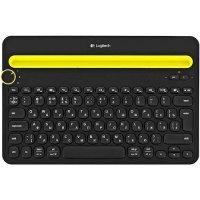 kupit-Клавиатура Logitech® Bluetooth® Multi-Device Keyboard K480 (920-006368)-v-baku-v-azerbaycane