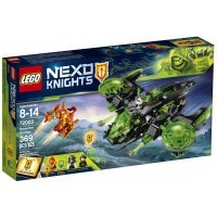 kupit-КОНСТРУКТОР LEGO Nexo Knights Неистовый бомбардировщик (72003)-v-baku-v-azerbaycane