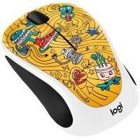 kupit-Беспроводная мышь Logitech Wireless Mouse M238 Gold (L910-005056)-v-baku-v-azerbaycane