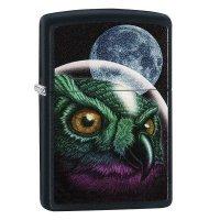 kupit-Зажигалка Zippo Space Owl-v-baku-v-azerbaycane