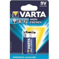 Батарейки VARTA HIGH ENERGY 4922 9V