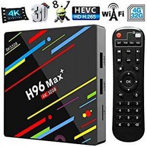 Медиаплеер ANDROID TV BOX 4/32 A5 XMAX