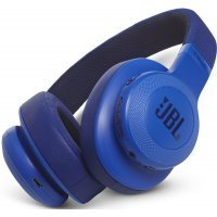 kupit-БЕСПРОВОДНЫЕ НАУШНИКИ JBL E55BT Bluetooth Over-Ear Headphones Blue (JBLE55BTBLU)-v-baku-v-azerbaycane