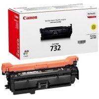 Лазерный картридж toner Canon CRG732 YELLOW (6260B002)