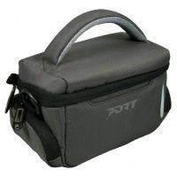 kupit-Сумка для фотоаппарата Port Designs MARBELLA Camcorder Grey (140333)-v-baku-v-azerbaycane