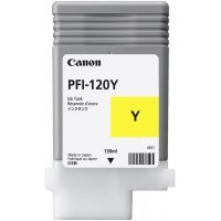 Картридж Canon Ink Tank PFI-120 Yellow (2888C001)