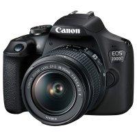 kupit-Фотоаппарат Canon EOS 2000D 18-55 kit-v-baku-v-azerbaycane
