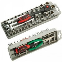 kupit-Набор насадок Pro'sKit SD-2308M с трещоткой и длинногубцами-v-baku-v-azerbaycane