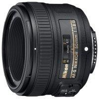 kupit-Фотообъектив NIKON-50mm 1,8G-v-baku-v-azerbaycane
