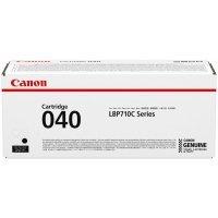 Лазерный картридж toner Canon CRG040 BLACK (0460C001)