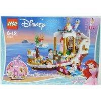 КОНСТРУКТОР LEGO Disney Princess Королевский корабль Ариэль (41153)