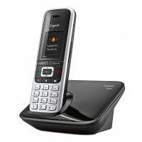 Домашний телефон GIGASET S850 RUS BLACK
