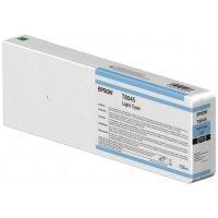 Картридж Epson Singlepack T804500 UltraChrome HDX/HD 700ml Light Cyan (C13T804500)