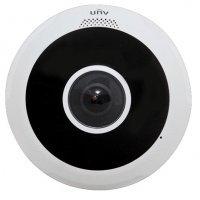 kupit-Камера видеонаблюдения Uniview 4MP Fisheye Fixed Dome Network (IPC814SR-DVSPF16)-v-baku-v-azerbaycane