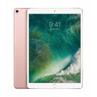 kupit-Планшет Apple IPad Pro 10.5: Wi-Fi + Cellular 256GB - Rose Gold (MPHK2RK/A)-v-baku-v-azerbaycane