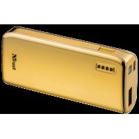 Портативное зарядное устройство (Power Bank) Trust Powerbank 4400 Portable Charger, Gold (20901)