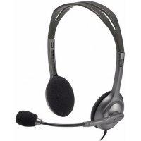 Гарнитура с микрофоном Logitech Stereo Headset H111