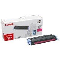 Лазерный картридж toner Canon 707 MAGENTA/LBP5000 PURPLE (9422A004)