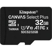 kupit-Карта памяти Kingston 32G micSD Select Pls 100R (SDCS2/32GB)-v-baku-v-azerbaycane