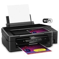 Принтер Epson L366 All-inOne A4 (СНПЧ) Wi-Fi