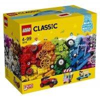 kupit-КОНСТРУКТОР LEGO Classic Модели на колёсах (10715)-v-baku-v-azerbaycane