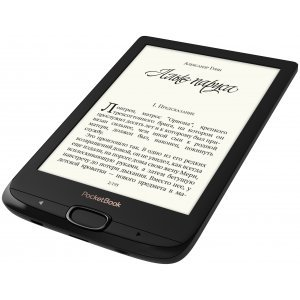 Электронная книга PocketBook 616 Black (PB616-H-CIS)