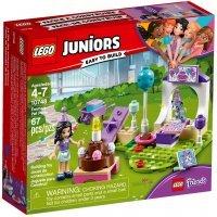 kupit-КОНСТРУКТОР LEGO Juniors Вечеринка Эммы для питомцев (10748)-v-baku-v-azerbaycane