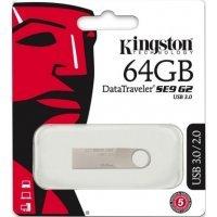 kupit-Флеш память USB Kingston 64 GB 3.0 DataTraveler SE9 G2 (DTSE9G2/64GB)-v-baku-v-azerbaycane
