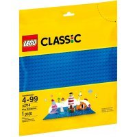КОНСТРУКТОР LEGO LEGO Classic Синяя базовая пластина (10714)