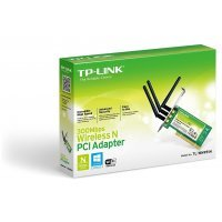 kupit-Адаптер TP-Link 300Mbps Wireless N PCI Adapter (TL-WN951N)-v-baku-v-azerbaycane