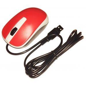 Проводная мышь Genius DX-120 Red USB (31010105104)