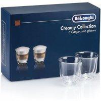 kupit-Набор стаканов DeLonghi DLSC311 2 glasses-cappucino-v-baku-v-azerbaycane