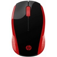 kupit-Беспроводная мышь HP Wireless Mouse 200, Red (2HU82AA)-v-baku-v-azerbaycane