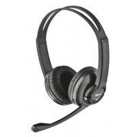Гарнитура с микрофоном Trust Headset HS-2800 (15482)