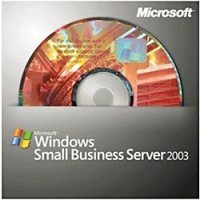 Microsoft Windows Server Windows SBS Std 2003 R2 EN 1pk DSP OEI CD 1-2CPU 5 Clt (T72-02193)