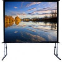 kupit-Проекционный экран Front & Rear Projection Fast Folding Screen 400x300cm (AFFS200D) with Flight Case (AFFS200D)-v-baku-v-azerbaycane