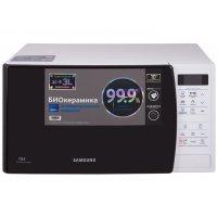 kupit-Микроволновая печь Samsung ME83KRW-1/BW (White and Black)-v-baku-v-azerbaycane