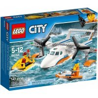 Конструктор Lego Sea Rescue Plane (60164)