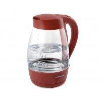 kupit-Чайник Polaris PWK 1706CG (Красный)-v-baku-v-azerbaycane