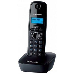 Домашний телефон Panasonic KX-TG1611RUH