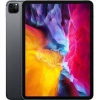 kupit-Планшет Apple iPad Pro 11 (2rd Gen) / 128 ГБ / Wi-Fi+4G / (MY2V2) / (Серый космос)-v-baku-v-azerbaycane