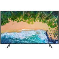 "Телевизор SAMSUNG 40"" UE40NU7100UXRU 4K UHD, HDR, Smart TV, Wi-Fi (NEW)"