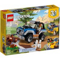 kupit-КОНСТРУКТОР LEGO Creator Приключения в глуши (31075)-v-baku-v-azerbaycane
