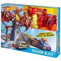 kupit-MATTEL Автотрек Hot Wheels Dragon Blast (DWL04)-v-baku-v-azerbaycane