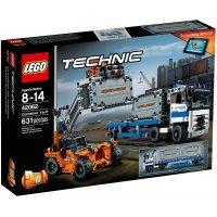 kupit-Конструктор Lego Container Yard (42062)-v-baku-v-azerbaycane