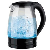 kupit-Чайник Maxwell MW-1004 (Black)-v-baku-v-azerbaycane