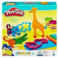 kupit-Hasbro Play-Doh Веселое сафари (B1168)-v-baku-v-azerbaycane