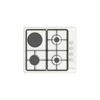 kupit-Комбинированная варочная поверхность HOFFMANN K634W-v-baku-v-azerbaycane
